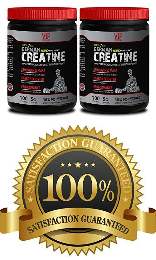 Enhance energy stamina muscle mass & strength - PURE GERMAN CREATINE POWDER - MICRONIZED CREATINE MONOHYDRATE CREAPURE 500G 100 SERVINGS - Muscle gain supplements