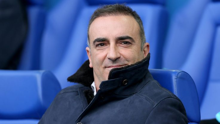 Swansea turn to former Sheffield Wednesday boss Carlos Carvalhal #News #CarlosCarvalhal #Football #PremierLeague #Sport