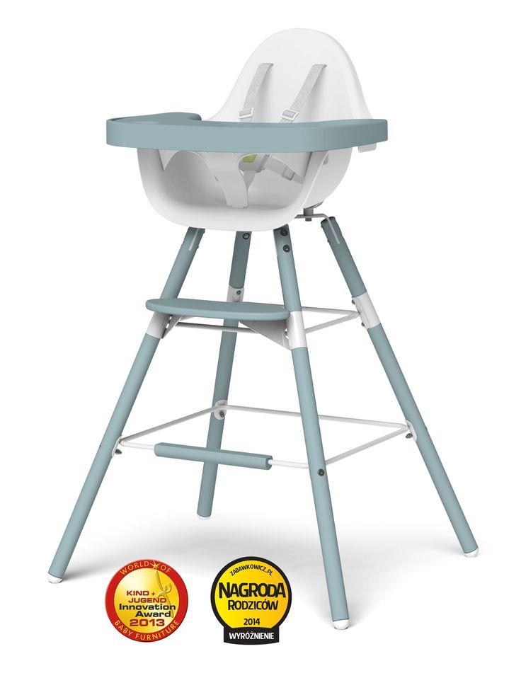 EVOLU 2 hoge eetstoel van CHILDHOME; ook bij Baby de Luxe Hasselt: http://webshop.babydeluxe.be/pc/385/nl-BE/meubeltjes/childwood/eetstoelen
