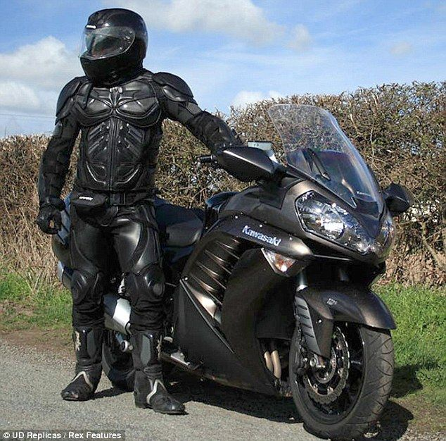 Motorcycle Leathers That Let You Hit The Open Road As
