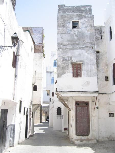Africa    Tangiers Medina, Morocco