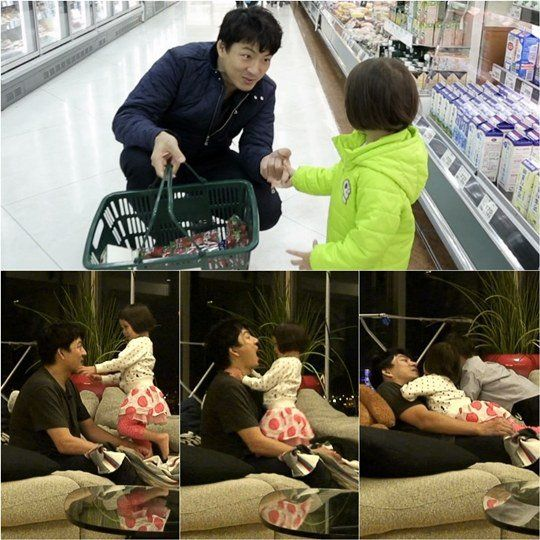 "As a father of three sons and no daughter, Song Il Gook falls in love with Chu Sarang and becomes one of her avid fans in the upcoming episode of ""Superman Returns."" Always being around three playful and active boys, Chu Sarang's girly cuteness is completely new for him. On this episode, Chu Sung Ho..."