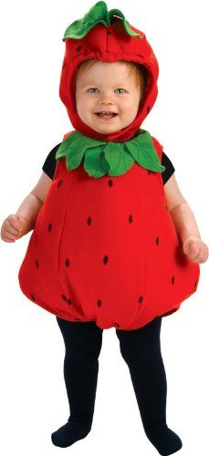 rubies deluxe baby berry cute costume - Halloween Costumes That Are Cute