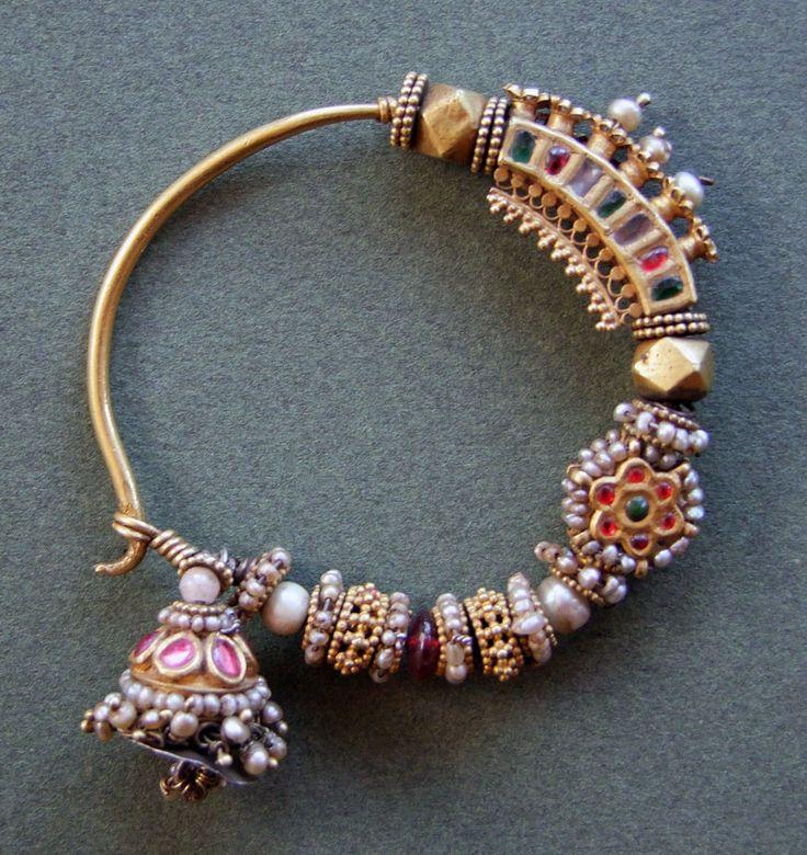 nose ring Madhya Pradesh