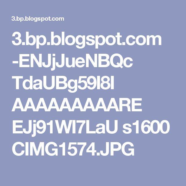 3.bp.blogspot.com -ENJjJueNBQc TdaUBg59I8I AAAAAAAAARE EJj91WI7LaU s1600 CIMG1574.JPG