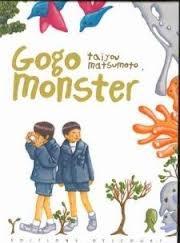 "Taiyo Matsumoto ""Gogo Monster"""