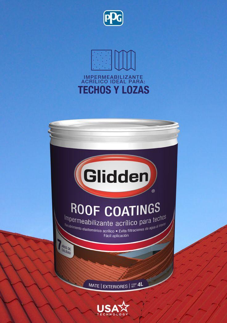 ¿Estas buscando la mejor solución para proteger tus techos del invierno? Utiliza Roof Coatings®, impermeabilizante elastomérico, que forma una capa autoadherible e impermeable de alta calidad, es fácil de aplicar y sella pequeñas fisuras.