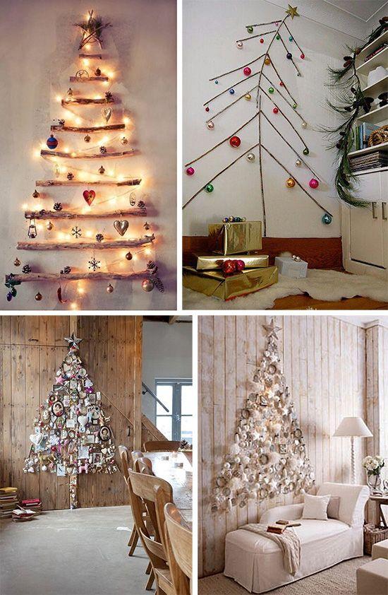 e59d748d6bb9052 Новогодний декор дома и сада: елки из подручных материалов, фото, идеи
