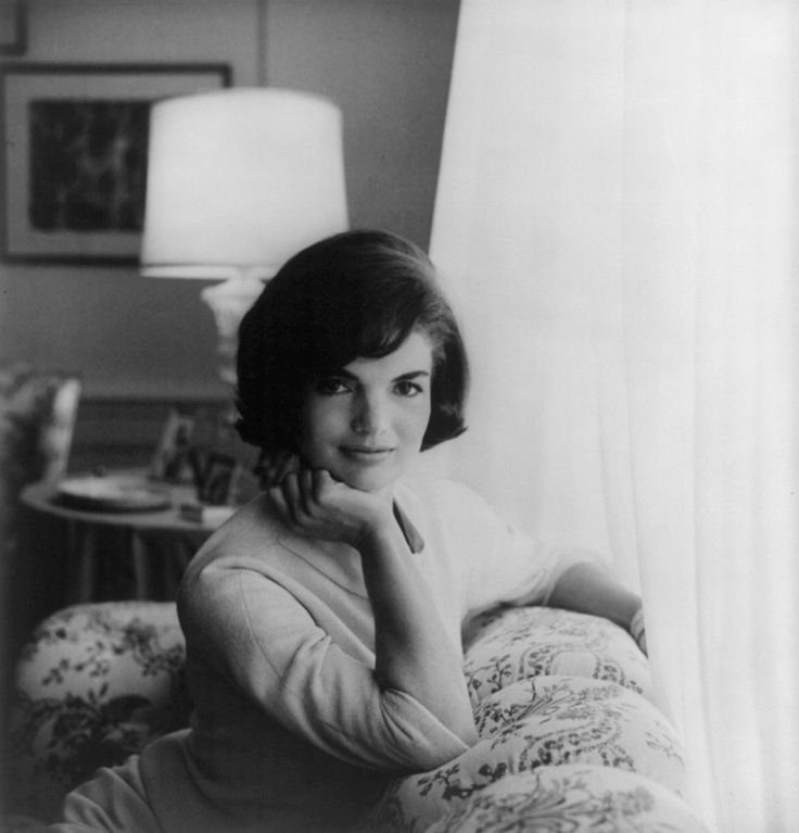 Jackie Kennedy Quotes: Jacqueline Kennedy, 1961