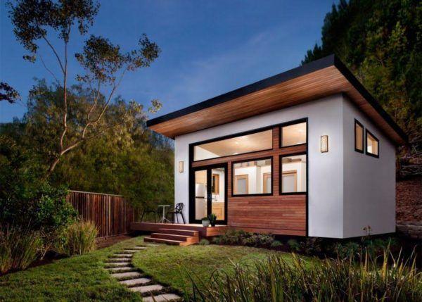 Avava Prefab Tiny House 007 ~ http://ownerbuiltdesign.com ~ Residential