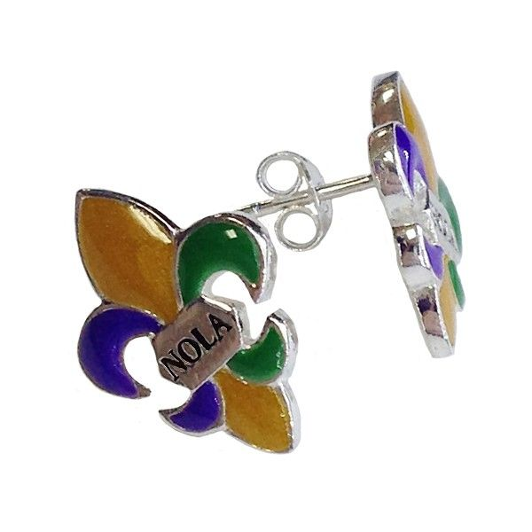 254 Best Images About New Orleans Themed Sterling Silver