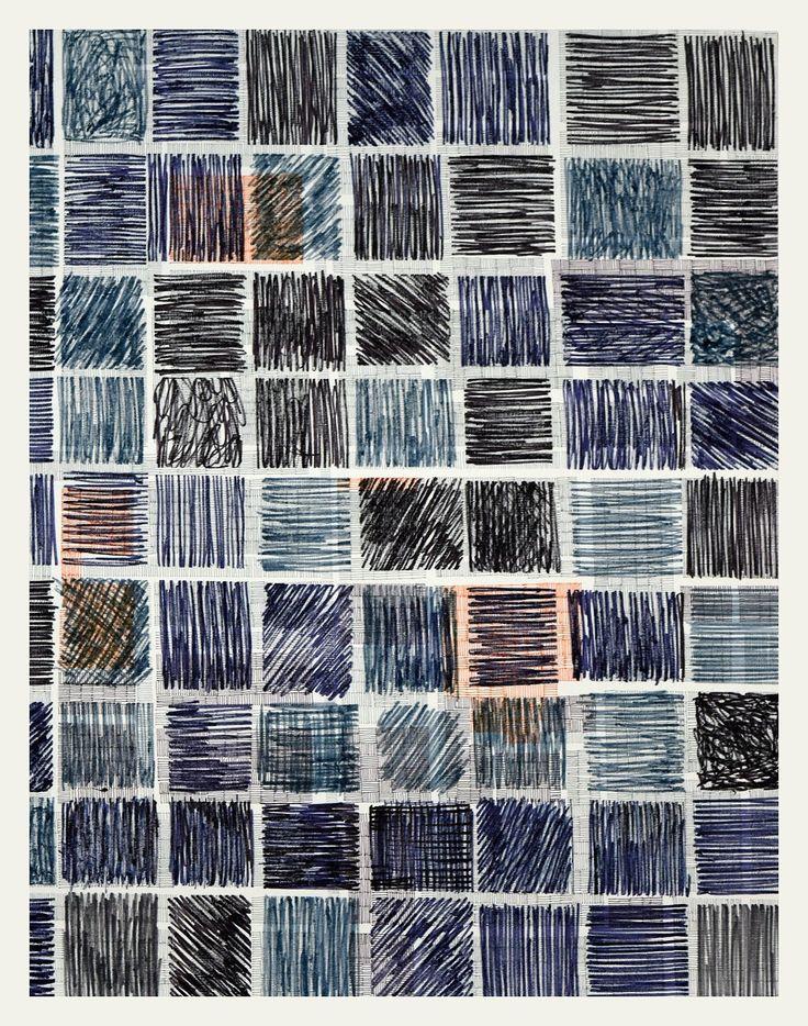 Façade 2 / Dominique Lutringer #ART #Contemporary ART