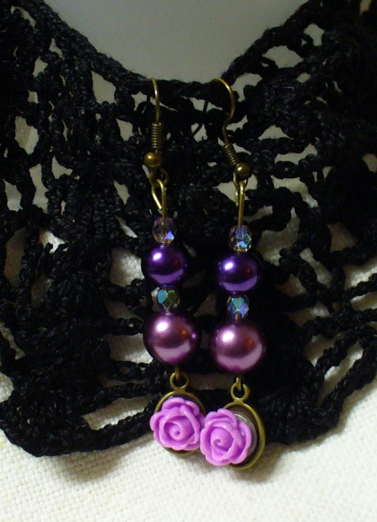 Lila rózsák*Violet roses