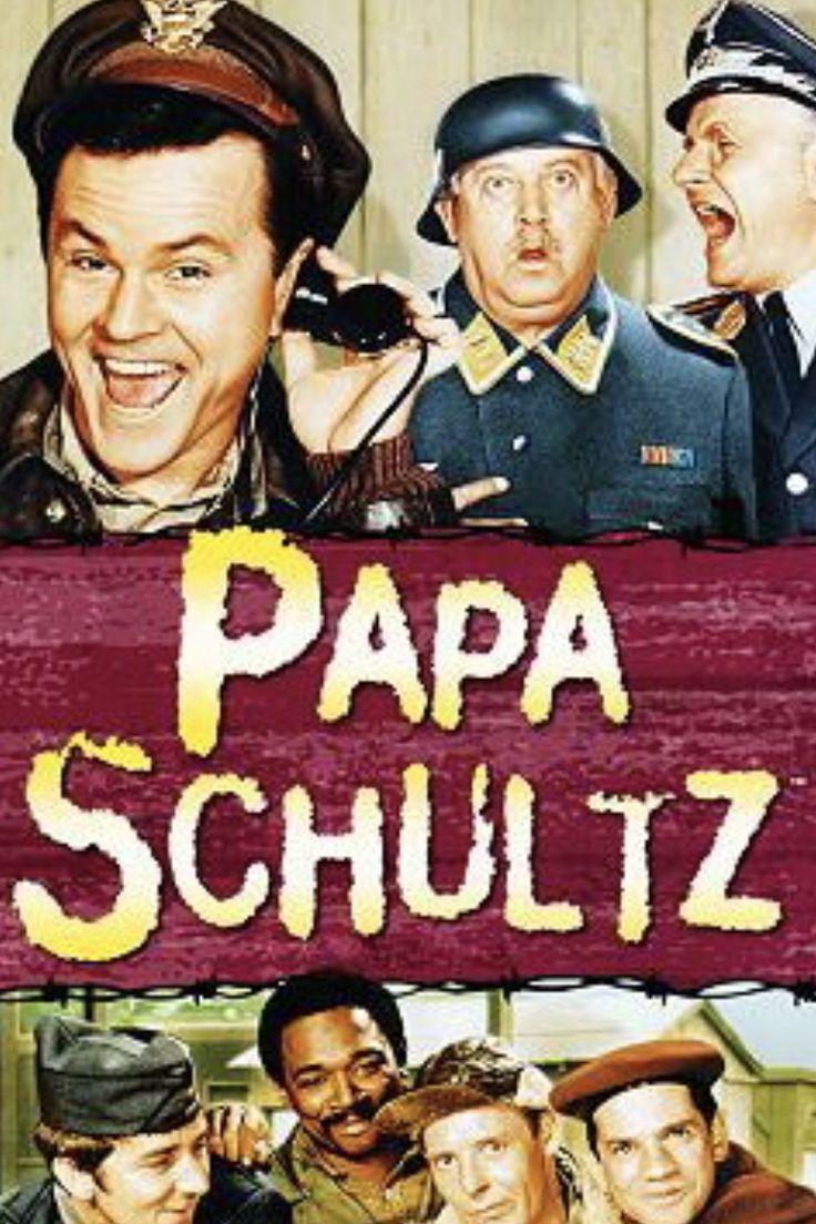Papa Schultz ou Stalag 13 : série TV américaine (Comédie) en 168 épisodes de 25 minutes, créée par Bernard Fein et Albert S. Ruddy, diffusée du 17 septembre 1965 au 4 avril 1971 sur le réseau CBS. Avec Bob Crane, John Banner, Werner Klemperer, Richard Dawson, Ivan Dixon, Robert Clary.