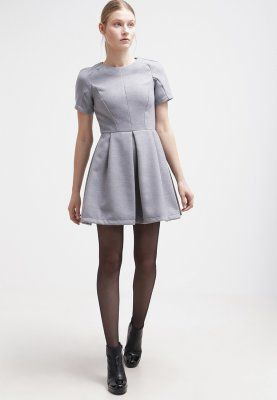 Topshop Sukienka letnia - grey - Zalando.pl
