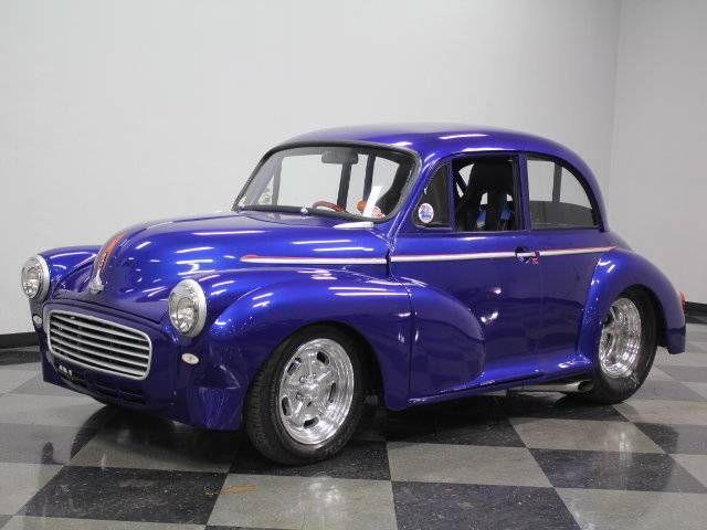 1967 Morris Minor Coupe                                                                                                                                                                                 More
