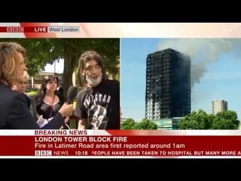 The Truth Behind The Grenfell Tower Fire