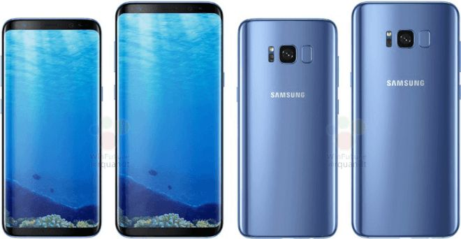 Deux jours avant son annonce le Galaxy S8 fuite encore en photos et en vidéo (Journaldugeek)