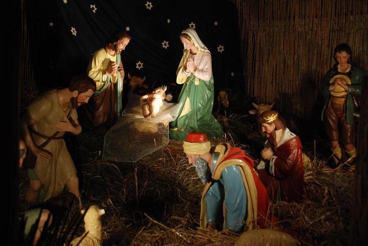 Recreating the nativity scene - so vital to Christmas in Mexico