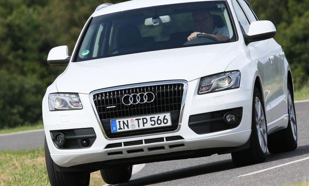 Audi Q5 2.0 TDI für 38.450 Euro - Motor/Leistung: 4-Zylinder, Diesel, 170 PS, Neupreis: 54.100 Euro, Erstzulassung: 09/2009, Laufleistung: 63.000 km, Anbieter: Carpark