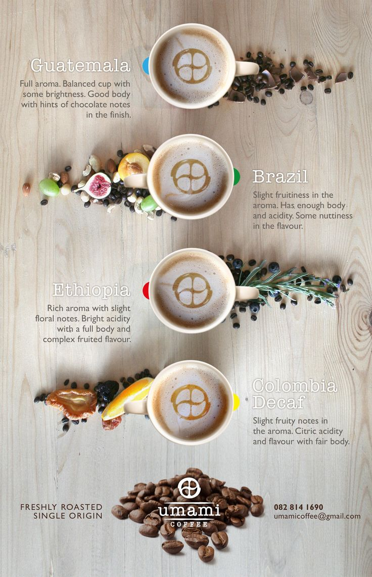 Irresistible aroma, delectable taste. Umami Coffee makes you feel right at home! Crinkle Complete Branding enjoyed this design extensively! #coffee #yummy #advertising