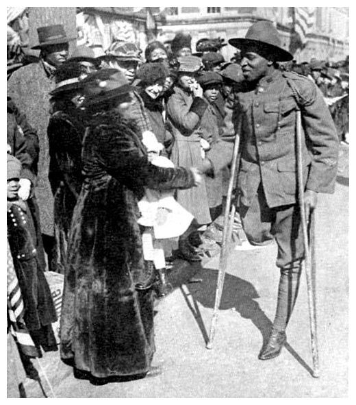 african americans and world war 1 Migration, military service, racial violence, and political protest combined to make  the war years one of the most dynamic periods of the african-american.