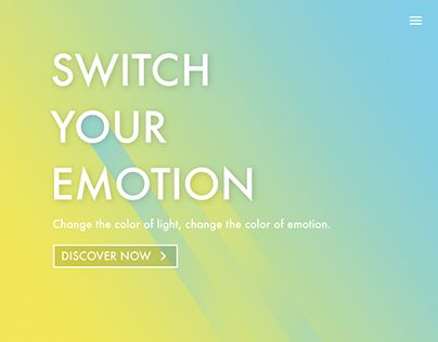 """Check out new work on my @Behance portfolio: """"Switch Your Emotion"""" http://be.net/gallery/47217537/Switch-Your-Emotion"""