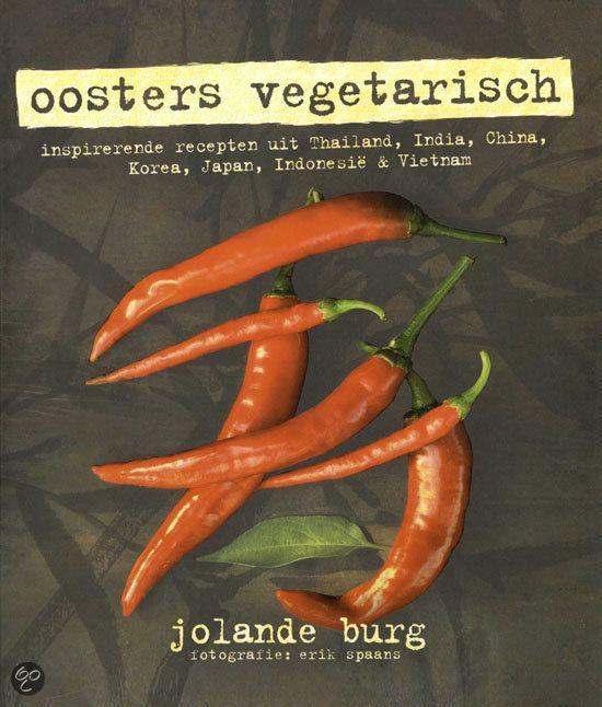 Oosters vegetarisch, Jolande Burg | 9789061128304
