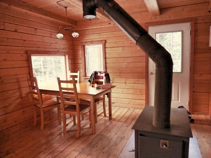 Un week-end complètement déconnecté dans une cabane au Yukon | Little Atlin Lodge, Yukon, Canada