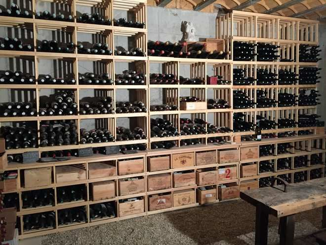 casiers bouteille casier vin rangement du vin am nagement cave casier bois wine rooms. Black Bedroom Furniture Sets. Home Design Ideas