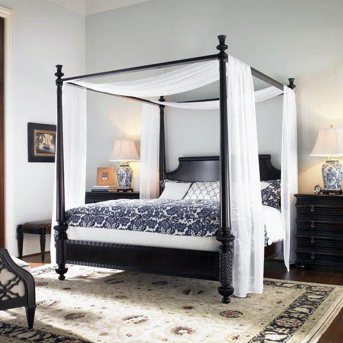 Stunning Bedrooms Flaunting Decorative Canopy Beds Canopy Bed Drapes Canopy Bed Curtains Canopy Bedroom
