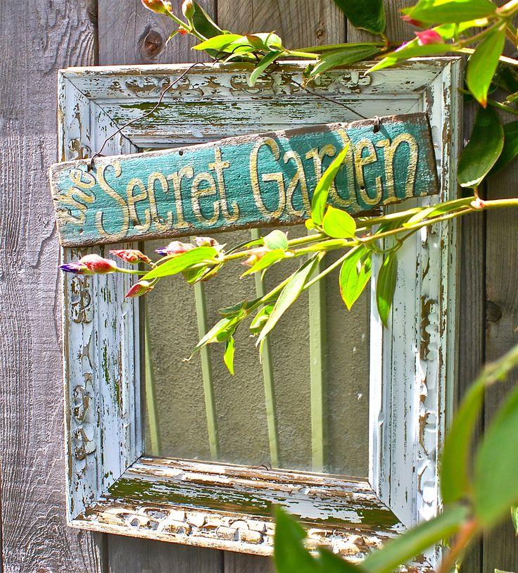 vintage backyard garden gardens ideas vintage backyards secret gardens gardens signs