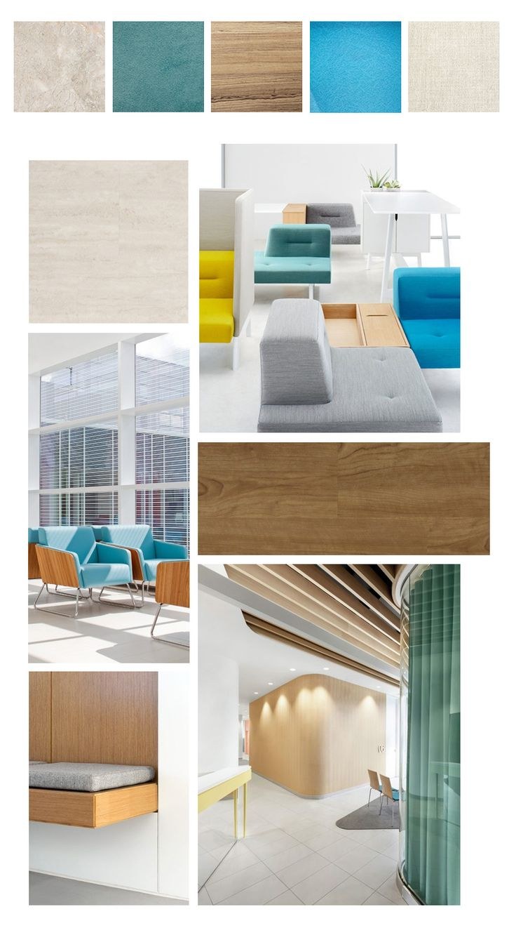Comfort And Care A Healthy Approach To Hospital Interior Design Bonus Mood Boards