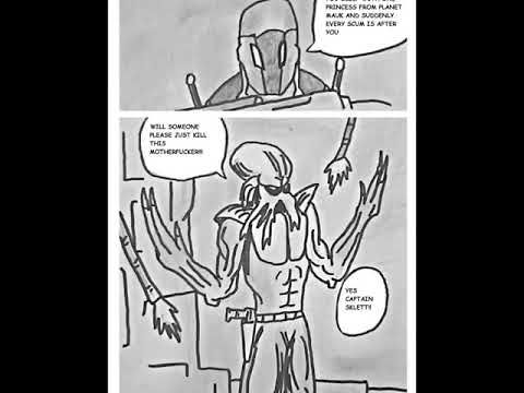RM Comics: Home Made Comic: Benson Deep Space A RyanMelroseCo...   #blog #blogging #blogger #vlog this is part 1 to my #sciencefiction #comic Benson Deep space... Benson  is lost in a galaxy when he finds himselfwith a price on his head and being chased by trenchers a gang of space pirates can Benson survive in this harsh Galaxy