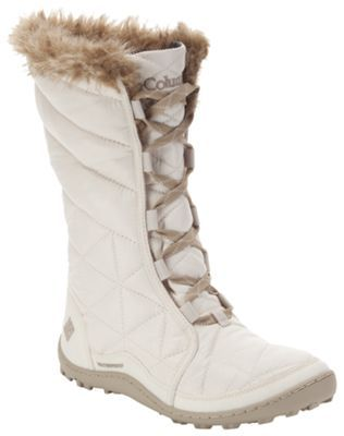 Women's Minx™ Mid Omni-Heat Boot. These are the most comfortable winter boot I have ever had on my feet. Warm, waterproof and cute. Want all 3 colors!