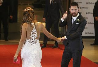 Sportainment: Lionel Messi's wife was in love with someone else ...