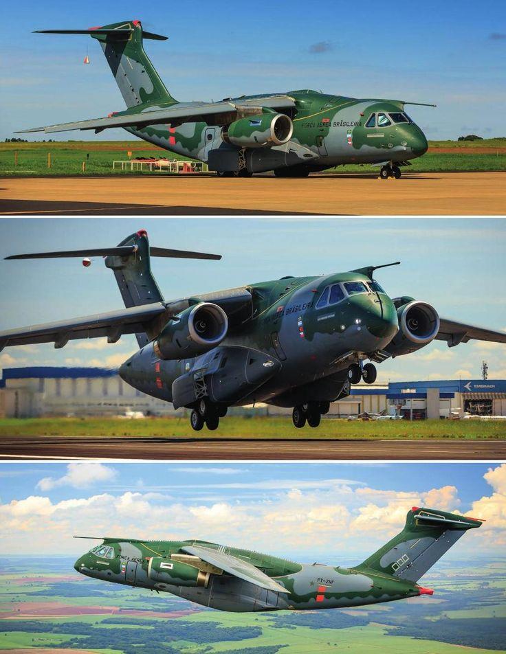 @DeyvidBarbosa   KC-390   Aeronáutica Brasileira é responsável pela defesa do país em operações eminentemente aéreas, e, no interno, pela garantia da lei, da ordem constitucionais.  Para ver mais fotos sobre esse mesmo assunto aperte/click no meu nome:@DeyvidBarbosa (DK) e procure a pasta Aeronáutica Brasileira. #AeronáuticaBrasileira #ForçasArmadasDoBrasil
