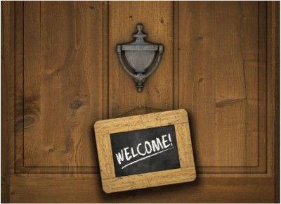 Welcome Home  Realtor Postcard http://postcardspromo.com