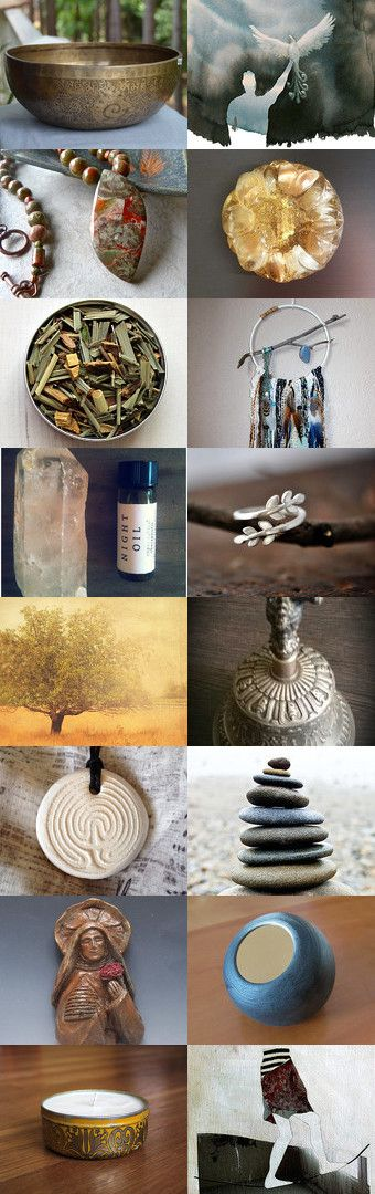 A #healing #balance by #plantedfeet on #Etsy--Pinned with TreasuryPin.com #christmas #handmade #gifts