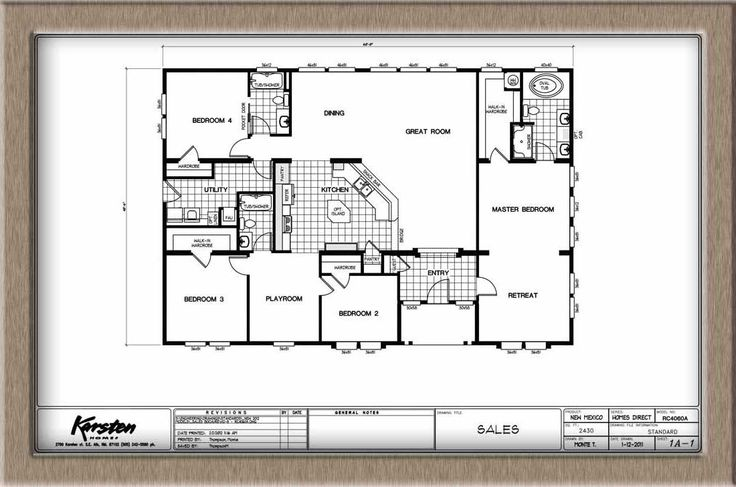 40x50 metal building house plans 40x60 home floor plans httpwwwthehomesdirectcomhomesdetail for the home pinterest metal building house - House Building Plans