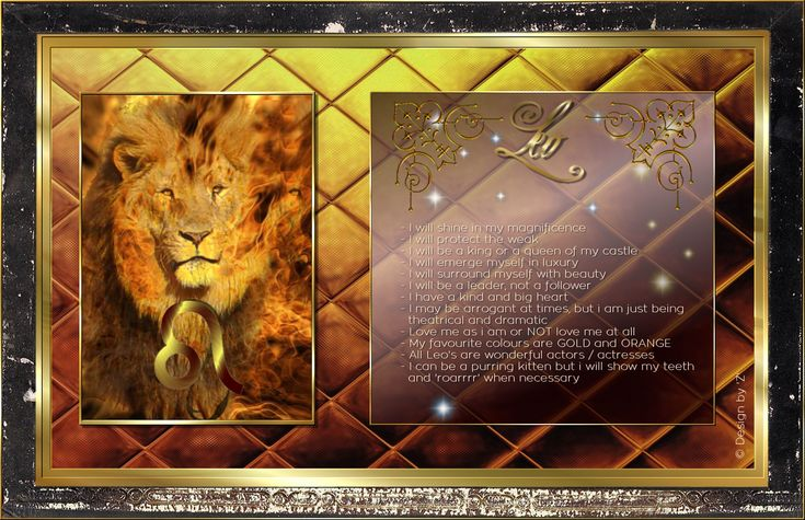 Leo Starsign PSP Tag  700 x 500 pixels  C;ick link to see it big  #PSP #PAINTSHOPPRO #TAGS #PSPTAGS #PSPDESIGN