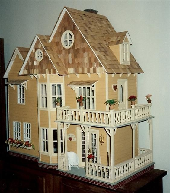 79 Best Images About My Dollhouses On Pinterest