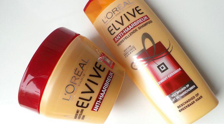 L'oreal paris Elvive Shampoo+Masker