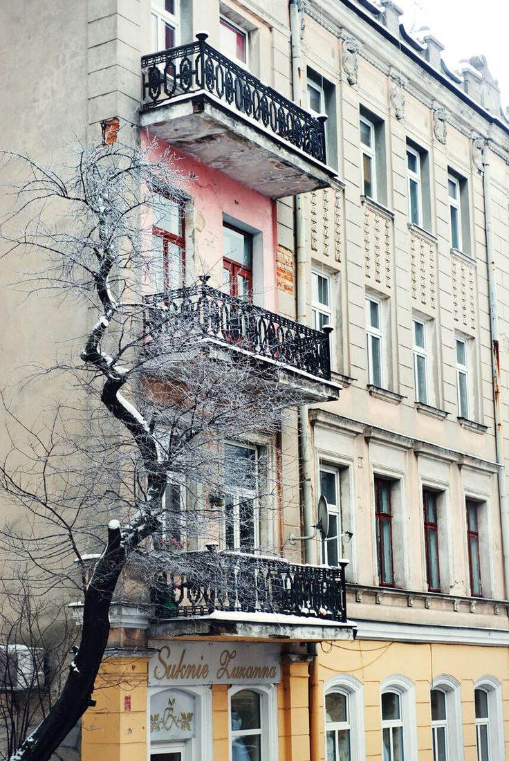 architektura #Lublin - ul.Bernardyńska