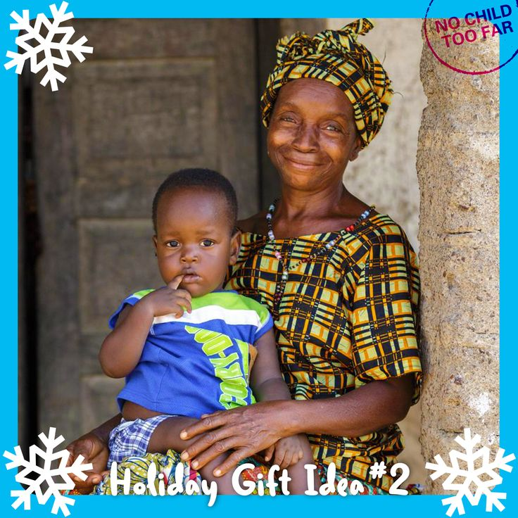 Grandparents love to spoil kids and shower them with love. Say thanks by giving them a gift that can change the lives of children around the world. When you add a Survival Gift to their card, they #unboxpossibilities: http://shop.unicef.ca/