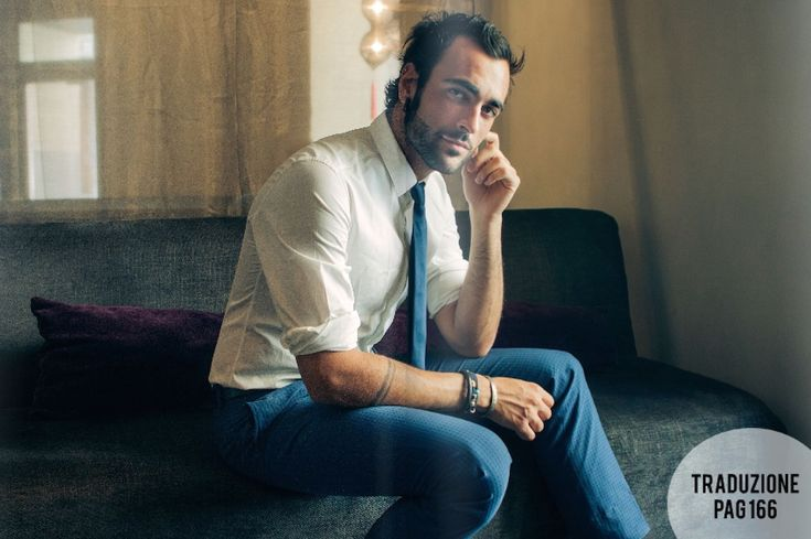Marco Mengoni to Vim Magazine: I would do Eurovision again