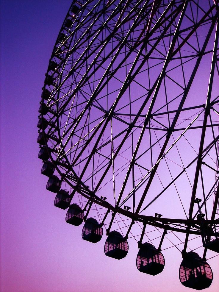 Ferris wheel 観覧車