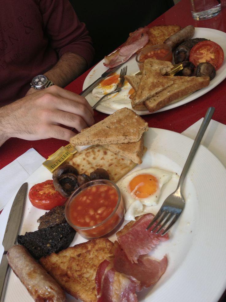 Scottish breakfast!