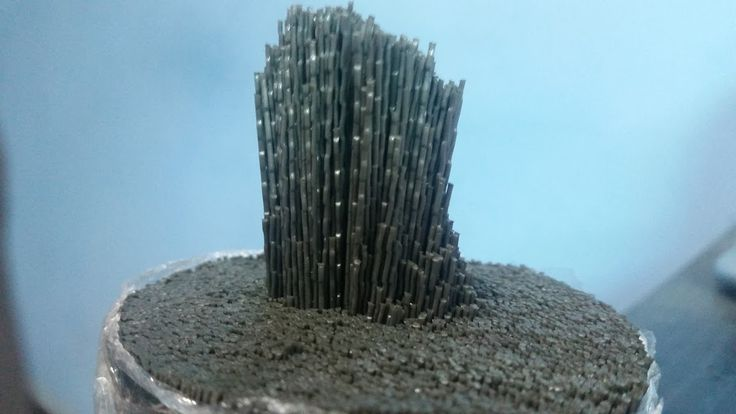 Fibra para concreto (POLIFIBRA)