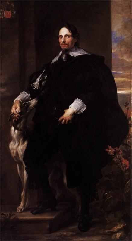 Anthony van Dyck, Philippe Le Roy, 1630